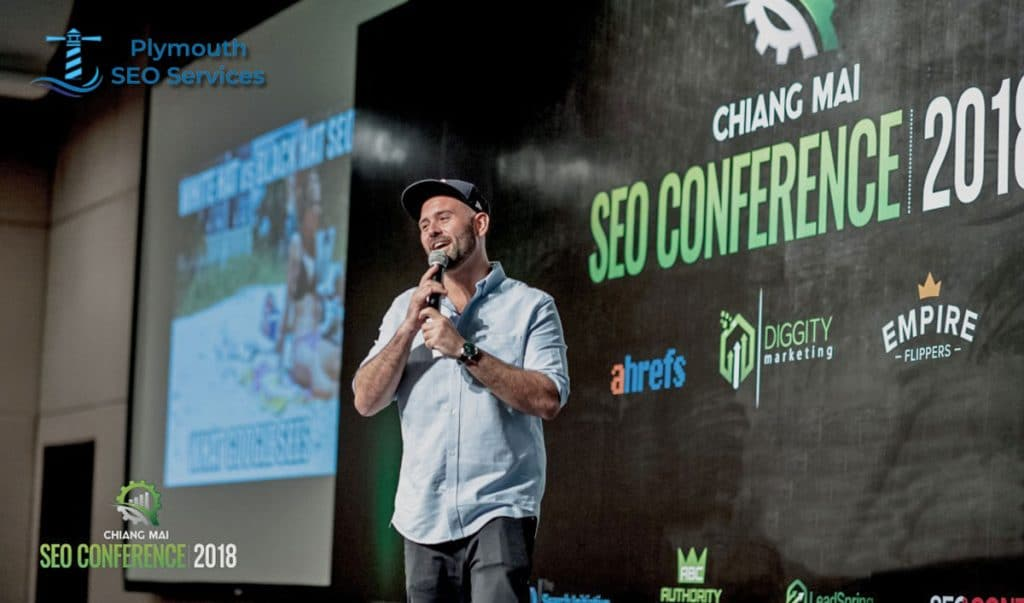 The team at the Chang Mai SEO Conference