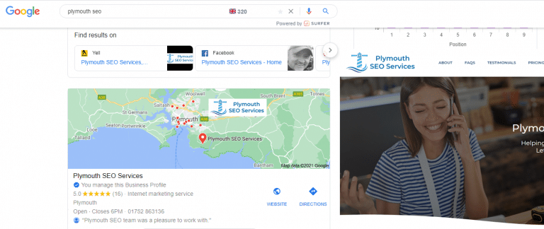 How to rank using local SEO